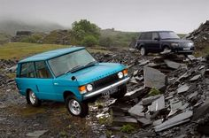Range Rover Legends