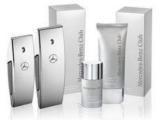 Mercedes Benz CLUB - a new fragrance for men 2013 design by QSLD
