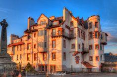 Castle Hill, Edinburgh, Scotland, United Kingdom