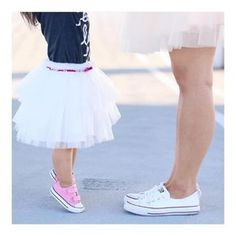 LPO Sunday best Outfit of the day: Our exclusive tutus by Space 46 with some good old chucks! Amazing outfit inspiration by @simplyxclassic - thanks for sharing.
