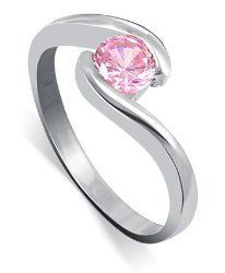 One of the most popular promise ring types for girls are those coming in pink, because of the implicit romantic meaning. The light pink version is very discreet and will suit those who prefer to go…