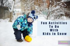 Holiday season is a great time to have some fun with the lil kiddos. And, what better way than to head out on a fun filled vacation to an exotic locale where it snows. Your kids will beam with joy and make way for a memorable vacation you will forever cherish! Read on for 21 fun activities you can indulge with your kids this winter.