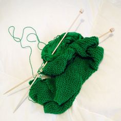 DIY green knits /by essulainen