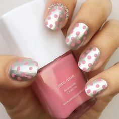 Tuesday's #NailCall: Polka Dot Take Over | Beauty High