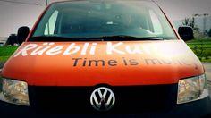 Rüebli Kurier, Time is money! Hart am Limit Time Is Money
