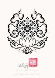 dharma_wheel_on_lotus_design.png (181×258)