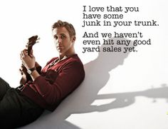 vintage picker ryan gosling | junk | care of freshvintage