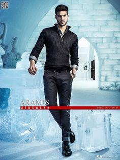 Campanha Aramis Menswear Inverno 2013