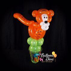 Jungle Balloons, Clown Balloons, Disney Balloons, Birthday Balloons, Balloon Arrangements, Balloon Centerpieces, Balloon Decorations, Balloon Bouquet Delivery, Balloon Delivery