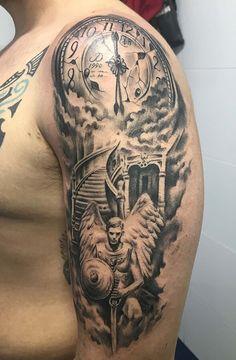 Las 43 Mejores Imágenes De Tatuajes Religiosos En 2019 Centre