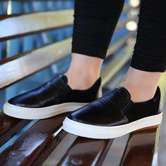 Siyah Loafer - Ayakkabı Çanta Dükkanı Men Dress, Dress Shoes, Loafers Men, Oxford Shoes, Fashion, Moda, Fashion Styles, Men's Loafers, Fashion Illustrations