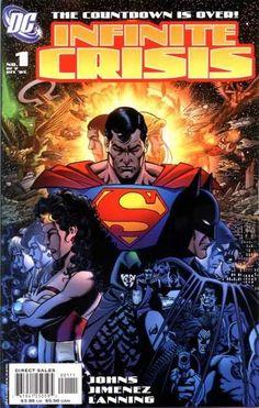 2005 / Infinite Crisis #1