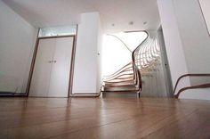 Atmos Studio stairs