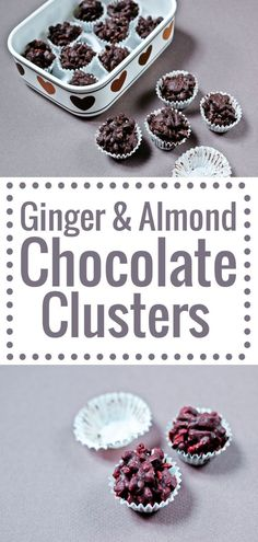 Super easy chocolate bites, high in flavor, crunchy, and highly giftable. Change up the flavorings as you see fit!