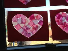 The Kindergarten Teacher: A few more Valentine's Activities for Kindergarten