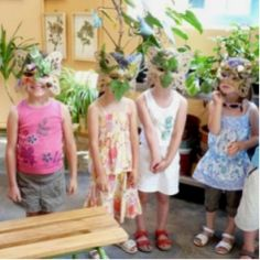 Atelier Eveil et art au jardin