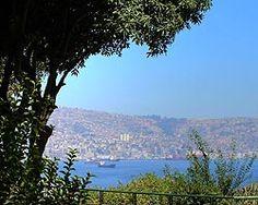 Mirador del Cerro Esperanza en Valparaíso, V Región. Law, Walks, Places To Visit, Cute