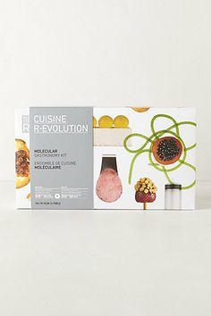 Cuisine revolution molecular gastronomy kit - Cuisine r evolution recipes ...