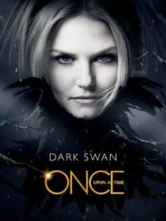 Jennifer Morrison-The Dark Swan Once Upon a Time Season 5 Once Upon A Time, Emma Swan, Ouat, Series Gratis, Dark Swan, Jennifer Morrison, Orphan Black, Captain Swan, Prince Charming