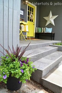 Easy Ways to Transform Your Outdoor Space!! #LowesCreator -- Tatertots and Jello #1905Cottage