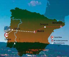 Oferta de viaje a Portugal. Entra, informate y reserva el viaje Circuito de 5 dias por Lisboa y Madrid inicio en Lisboa