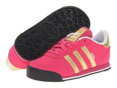 adidas Originals Kids Orion 2 (Infant/Toddler) Blast Pink/Metallic Gold/White