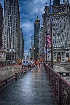 Downtown Chicago, Illinois...Home sweet home! :)