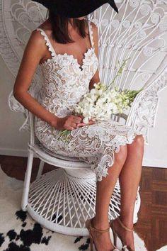MODA PRIMAVERA 2016 ELEGANTE ABITO, VESTITO PIZZO SMERLATO,Stylish Lace Dress