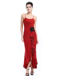 Ever Pretty Fab Stretchy Spaghetti Straps Falbala « Dress Adds Everyday