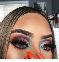 I'd like to try this makeup this month - Miladies.net