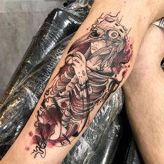Marco da Moda: Tatuagem de caveira
