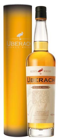 Le whisky d'Uberach, single malt alsacien de la Distillerie Bertrand (c)…