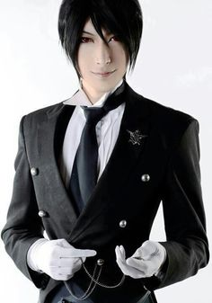 Sebastian from Black Butler