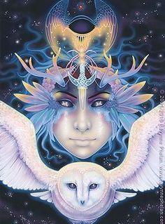 The Art | ravynnephelan Wicca, Magick, Witchcraft, Gaia, Diy Tarot Cards, Tarot Learning, Major Arcana, Oracle Cards, Tarot Decks