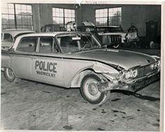 1960 Ford Fairlane Police Car