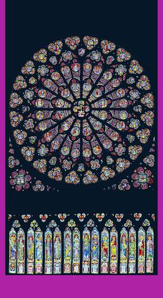 Silk Scarf Jerusalem Cross Pattern from the Washington National Cathedral