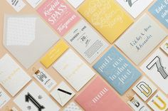 Branding for my own wedding We wanted the graphic design for our special date, to represent our style. The stationery shows, how well our different characters fit together. He is very organized and she is the creative chaos. Together they form a symbiosis. Important to us was a typographical implementation. It was a combination of [...]