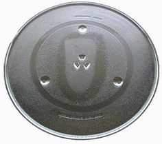 Panasonic Microwave Glass Turntable Plate / Tray 16 # This is an authorized aftermarket product. Fits with various Panasonic brand models. It has a oem part # Microwave Table, Microwave Plate, Microwave Oven, Small Appliances, Home Appliances, Panasonic Microwave, Micro Oven, Stainless Steel Screen, Appliance Parts