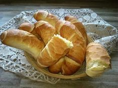 Pastry Recipes, Bread Recipes, Cooking Recipes, Hungarian Recipes, Bread And Pastries, Baking And Pastry, Winter Food, No Bake Cake, Food For Thought