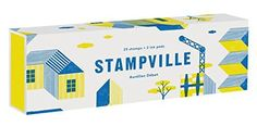 Stampville - 25 stamps and 2 ink pads