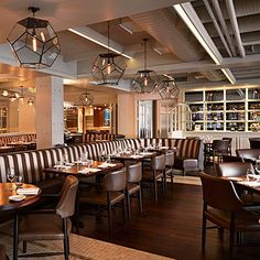 100 Best Restaurants in the South #38 Fiola Mare, Washington, D.C. - Best Southern Restaurants- Southern Living