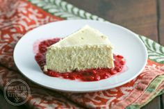 Pressure Cooker Vanilla Bean Cheesecake {Primal, Low-Carb & Keto} - Health Starts in the Kitchen - MasterCook Vanilla Bean Cheesecake, Chocolate Chip Cheesecake, Low Carb Cheesecake, Cheesecake Recipes, Instapot Cheesecake, Cooker Cheesecake, Cheesecake Pan, Low Carb Desserts, Low Carb Recipes