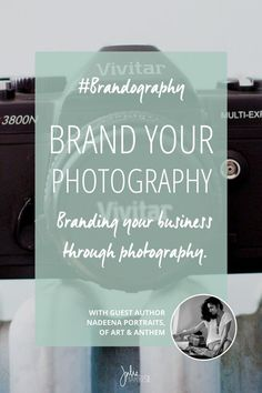 How to brand your business through branded photography with Nadeena of Art & Anthem. | Julie Harris Design