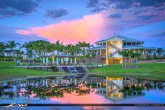 Royal Palm Beach Florida Commons Park Sport Center Building