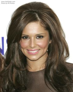 cheryl cole hair color | ... hair color and the combination is pretty sensational with her hair's