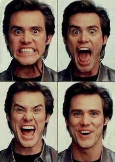 Draw Facial Expression Jim Carrey would totally fit the role of mad hatter perfectly because of his crazy personality and facial expressions. Seeing him in other films you would be able to see why I chose him. Emotions Drawing, Poses References, Face Expressions, Photo Reference, Drawing Reference, Figure Drawing, Motion Design, Famous Faces, Funny Faces