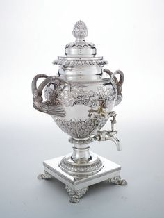 The Collection of Roy and Ruth Nutt: Highly Important American Silver | Sotheby's