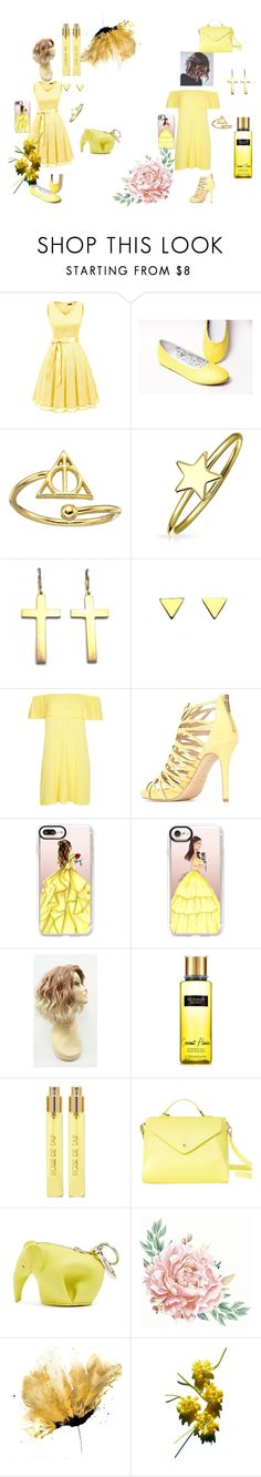 """""""garden party"""" by morgandudgeon on Polyvore featuring Alex and Ani, Bling Jewelry, Zara Taylor, Boohoo, Jimmy Choo, Casetify, Victoria's Secret, Perris Monte Carlo, Paperthinks and Loewe"""