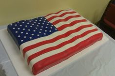 American Flag — Military / Police / Fire Dept.