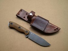 Another knife on my short list. The ka-bar made Becker Knife & Tool BK-16